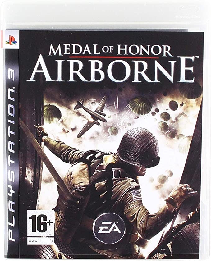 Electronic Arts Medal of Honor Airborne, PS3 - Juego (PS3 ...