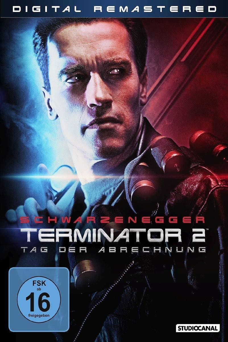 Terminator 2 (Digital Remastered): Amazon.de: Arnold Schwarzenegger, Linda  Hamilton, Edward Furlong, Robert Patrick, Joe Morton, Xander Berkeley, Earl  Boen, Brad Fiedel, Arnold Schwarzenegger, Linda Hamilton, James Cameron,  Adam Greenberg, Dennis Muren ...