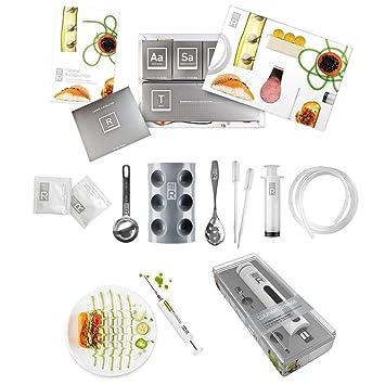 Molecule-R Culinary Combo Cuisine Molecular Gastronomy Kit Cuisine R ...