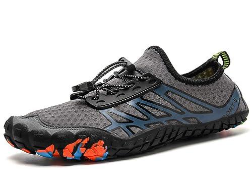 SINOES Zapatos de Agua Aqua Yoga para Mujer Hombre Niños ...