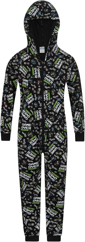 The PyjamaFactory Pijama de juego para niños con control de juego