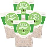 Stay Away Mice Repellent Pest Control Scent Pouches, All Natural - Repels Mice with No Mess and Environmentally Safe, 4 PACK - from the makers of FRESH CAB! Not for sale in IN, DC, NM, MS, CT, ME, SD