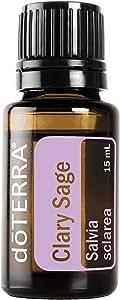 doTERRA, Clary Sage, Salvia sclarea, Pure Essential Oil, 15ml