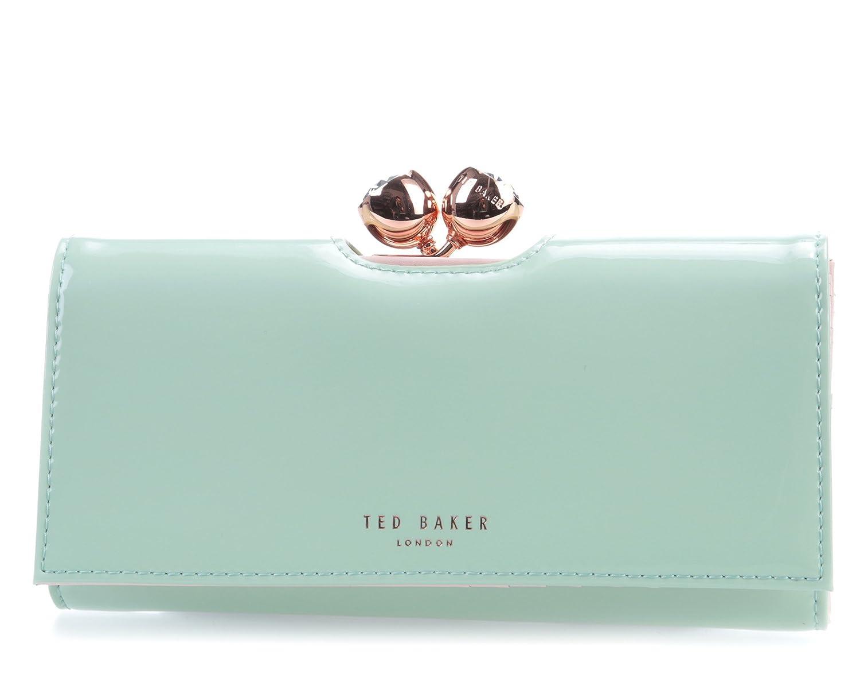 9fa599508 Ted Baker Honeyy Ladies Wallet light green  Amazon.co.uk  Luggage