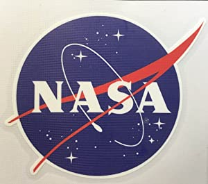 Keen NASA Decal Vinyl Sticker|Cars Trucks Walls Laptop|4 in|KCD44
