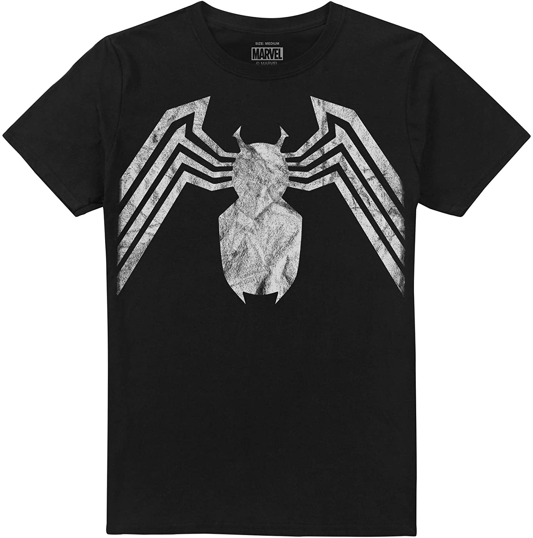 Marvel Venom Emblem Camiseta para Hombre