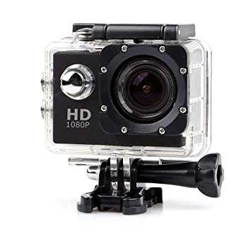 d7b12d42d5e Buy Microware Outdoor Sport Action Camera Box Case Waterproof Case For  SJCAM 4000 Wifi Online at Low Prices in India - Amazon.in