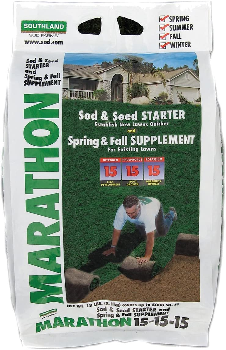 best fertilizer for sod