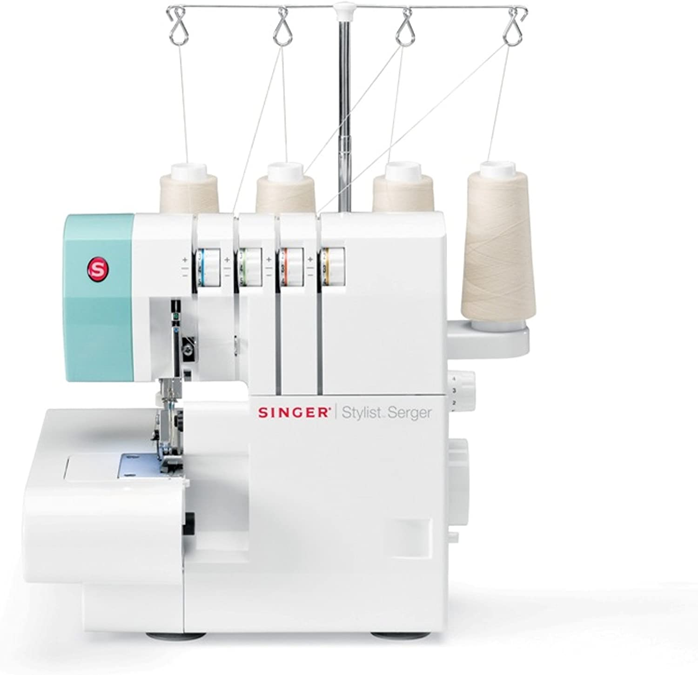 SINGER Stylist - Máquina de coser (Máquina de coser automática ...