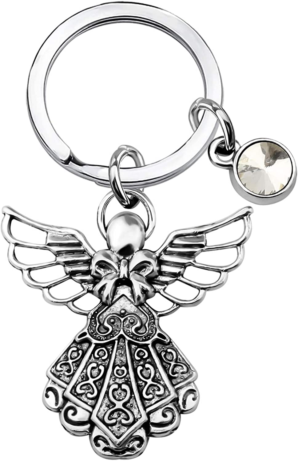 2 Piece GUARDIAN ANGEL IN GIFT BAGS Charm Angel