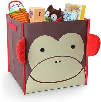 Caja de Juguetes SKIP HOP Zoo-Mono de Peluche: Amazon.es: Bebé