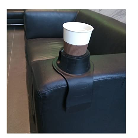 Ordinaire Couch Cup Holder Sofa Arm Rest Tray Table Fits Over Square Or Rounded Chair  Arms.