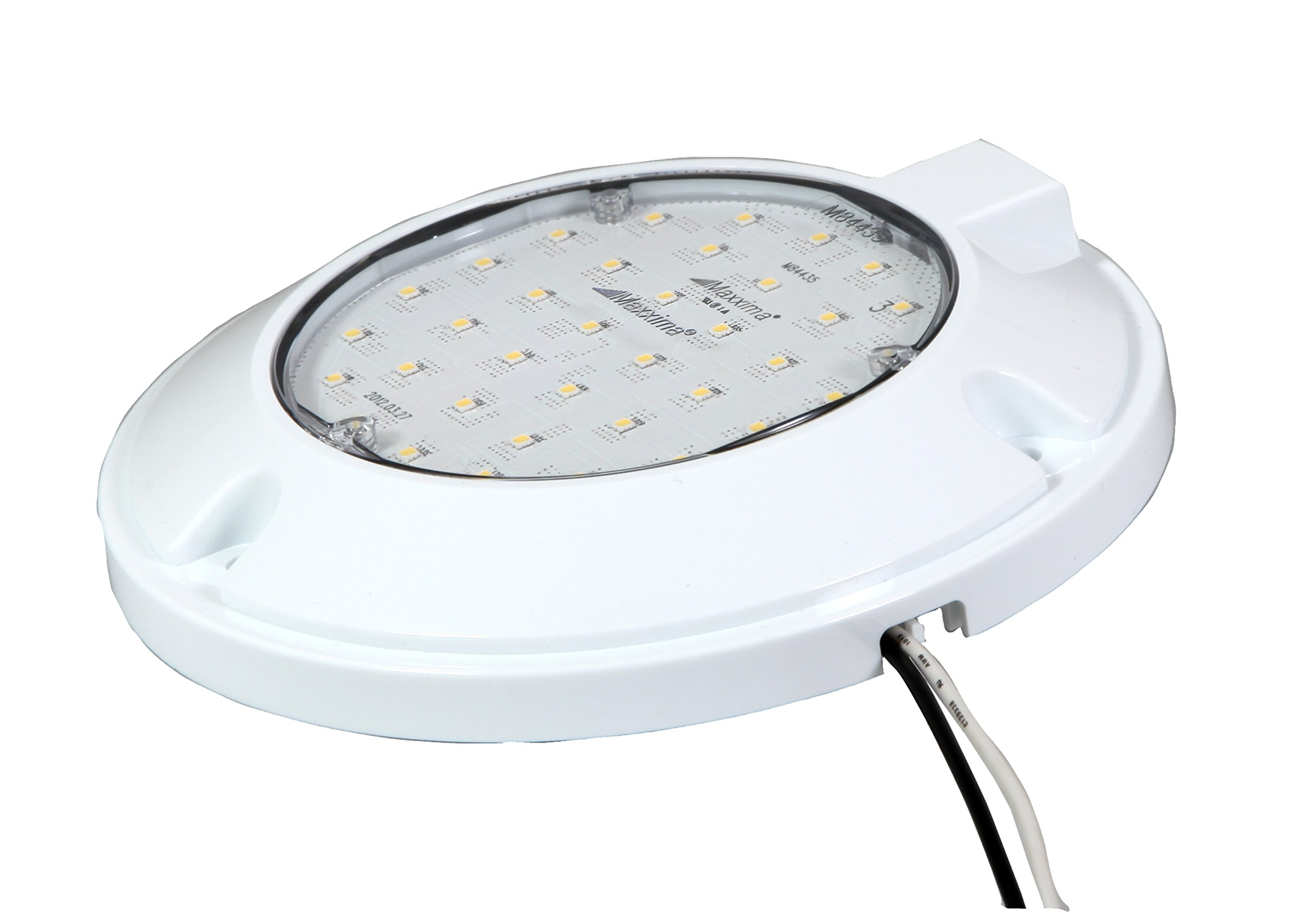 Maxxima (M84435) 6'' Interior Hard Wired LED Dome Light by Maxxima