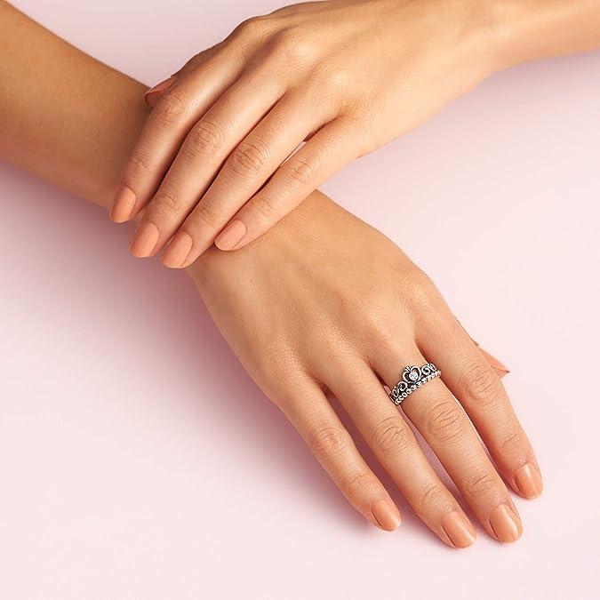 anello pandora tiara de princesa