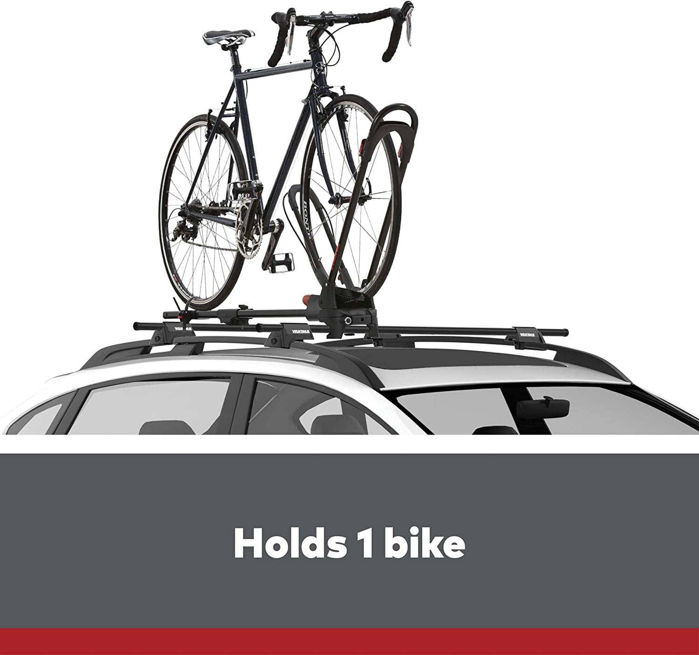 YAKIMA - FrontLoader Wheel-On Mount Upright Bike Carrier for Roof Racks
