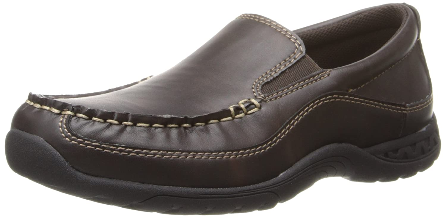 Stacy Adams Porter Uniform Slip-On Loafer (Little Kid/Big Kid) Porter - K