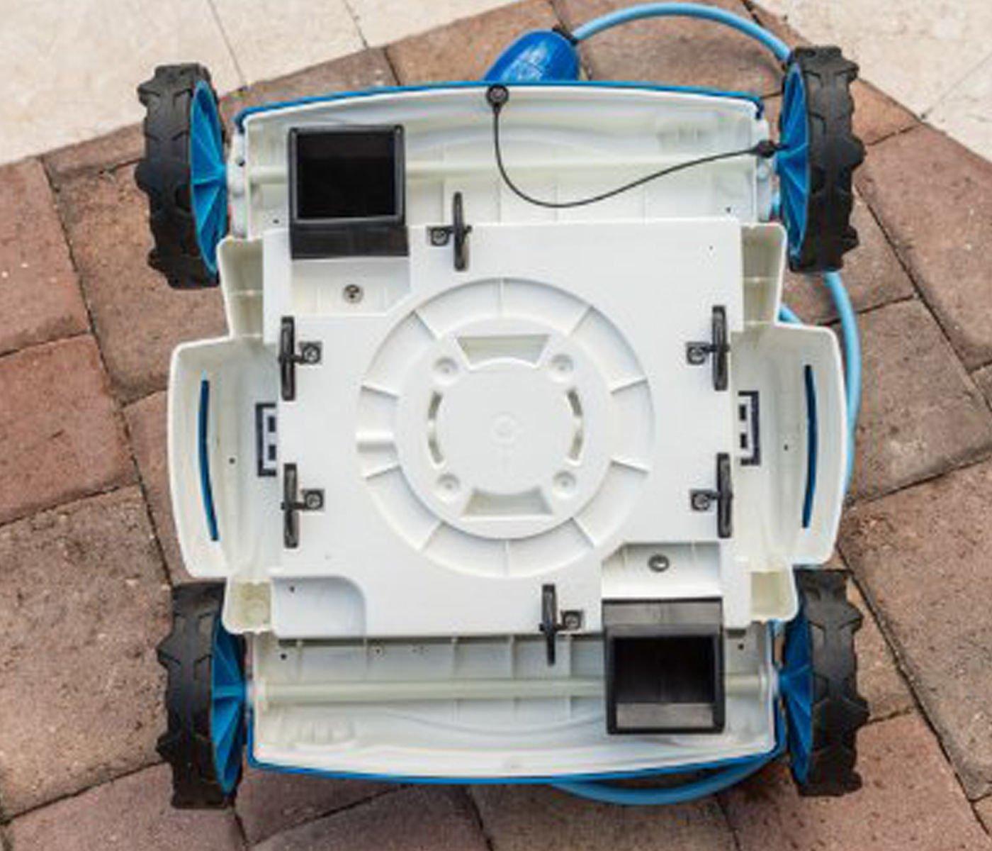 Aquabot POOL ROVER S2 40, US, JET, 115VAC/48VDC, BLUE
