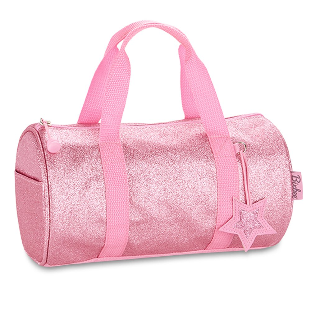 Bixbee Kids Duffle Bag, Small, Pink
