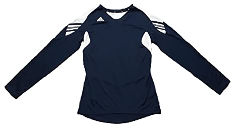 more photos 10f77 17f4c Amazon.com : adidas W OF LS Jrsy WOMENS M : Volleyball ...