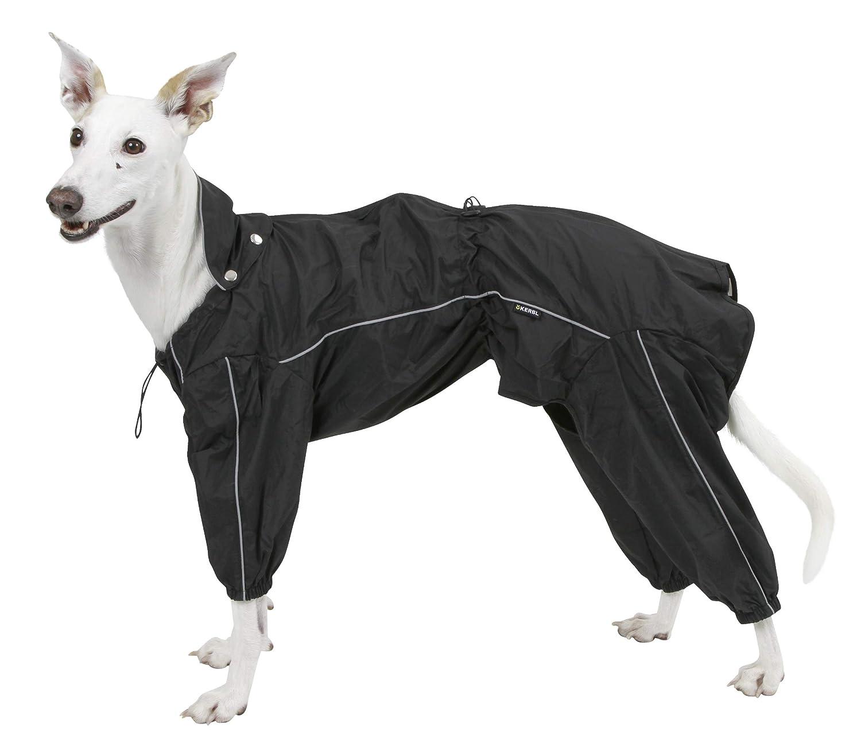 Kerbl Raincoat Manchester Black Small