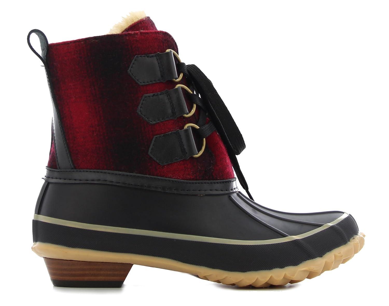Chooka Ballard Duck Boot B01N0PTAB2 7 B(M) US|Red
