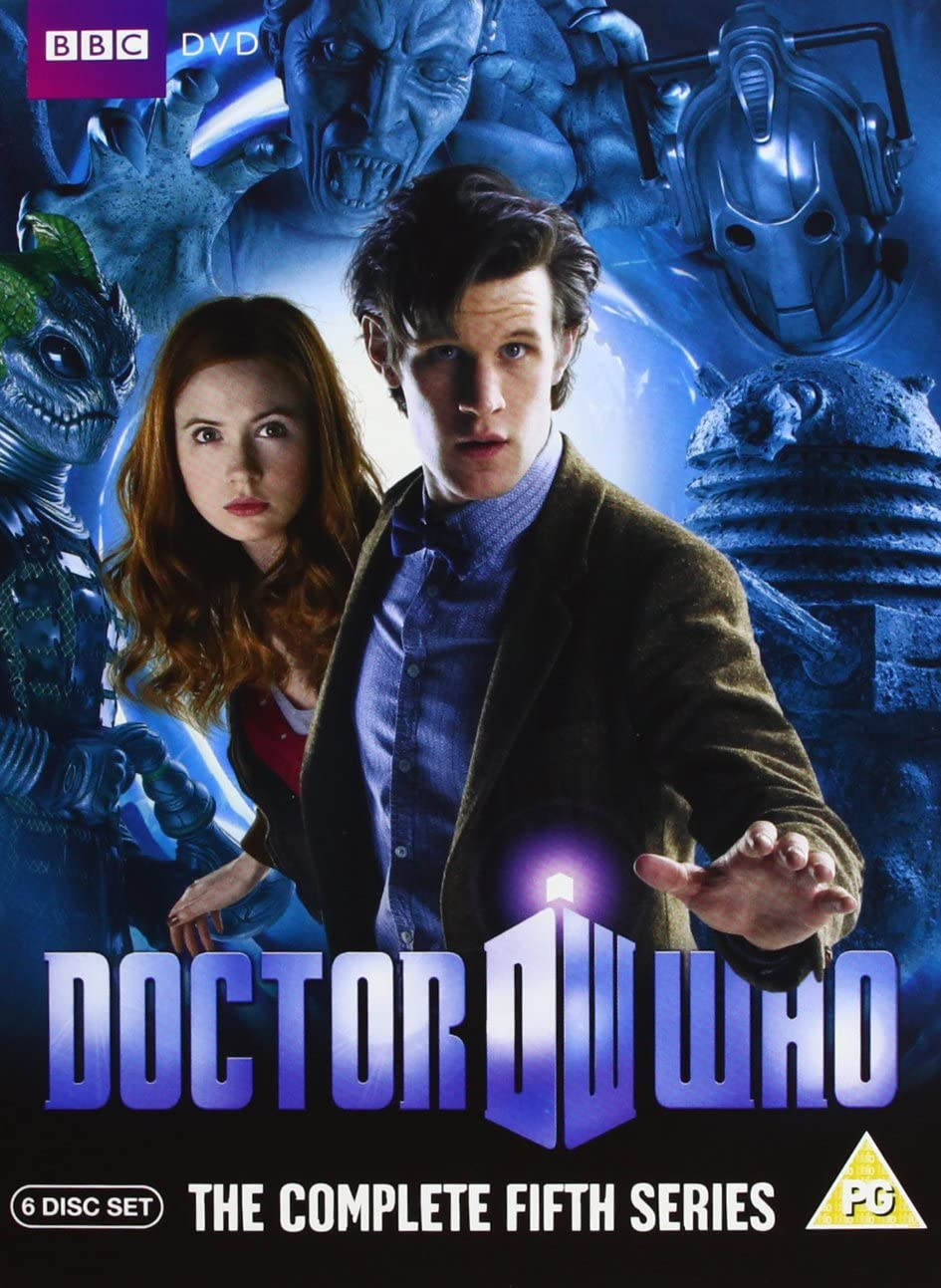 Doctor Who - Complete Series 5 Box Set [Import anglais]: DVD & Blu-ray :  Amazon.fr