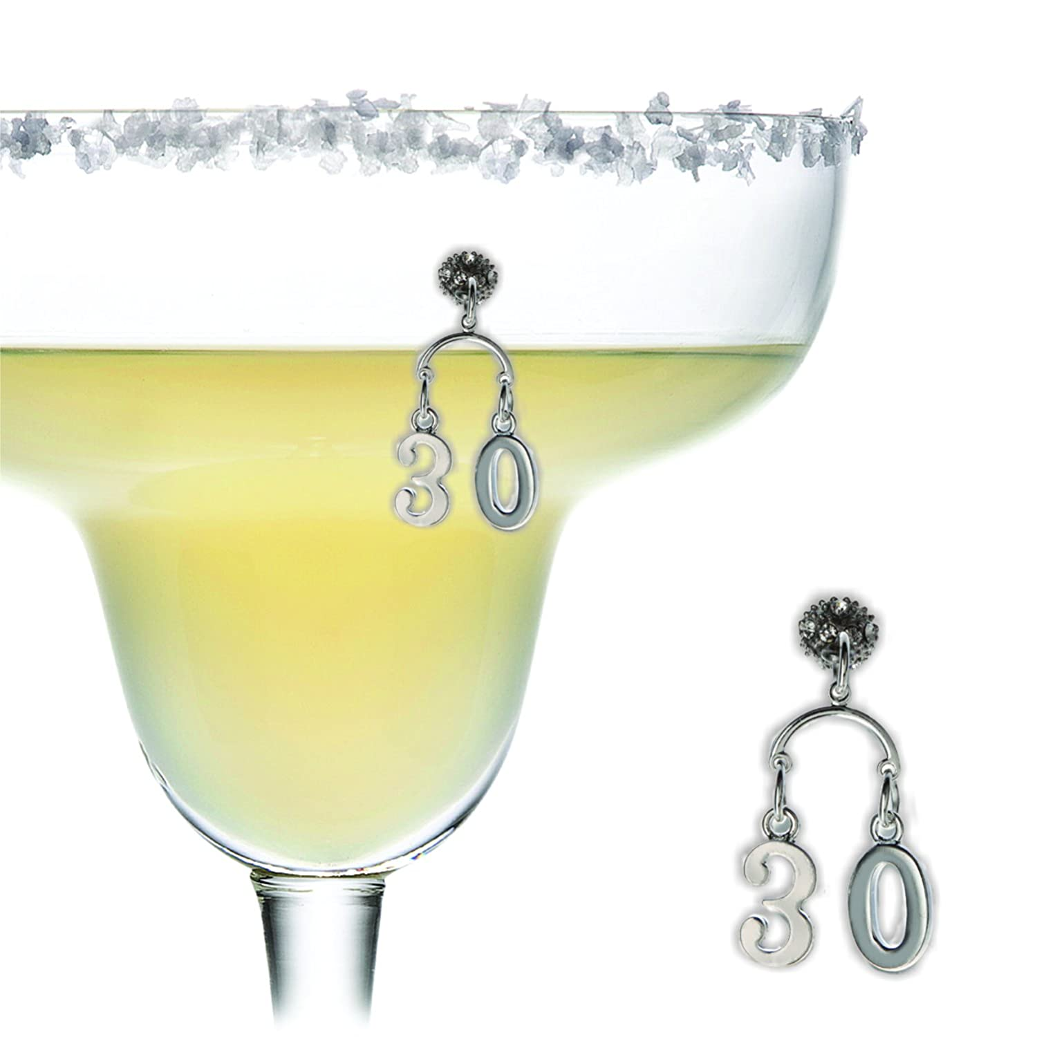 30bd Going Stemless Magnetic Cocktail and Wine Charm