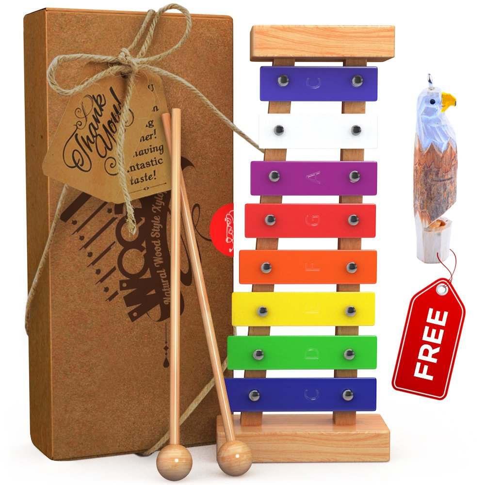 AGreatLife Woody Xylophone