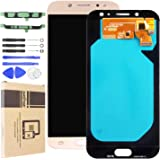 LCD Screen Replacement for Samsung J7 Pro SM-J730G/DS,Galaxy J730F J730G J730GM J730DS Super AMOLED LCD Display Screen…