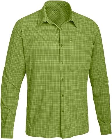 SALEWA Hemd Fianit 2.0 Dry Long Sleeve Shirt - Camisa/Camiseta para Hombre: Amazon.es: Ropa y accesorios