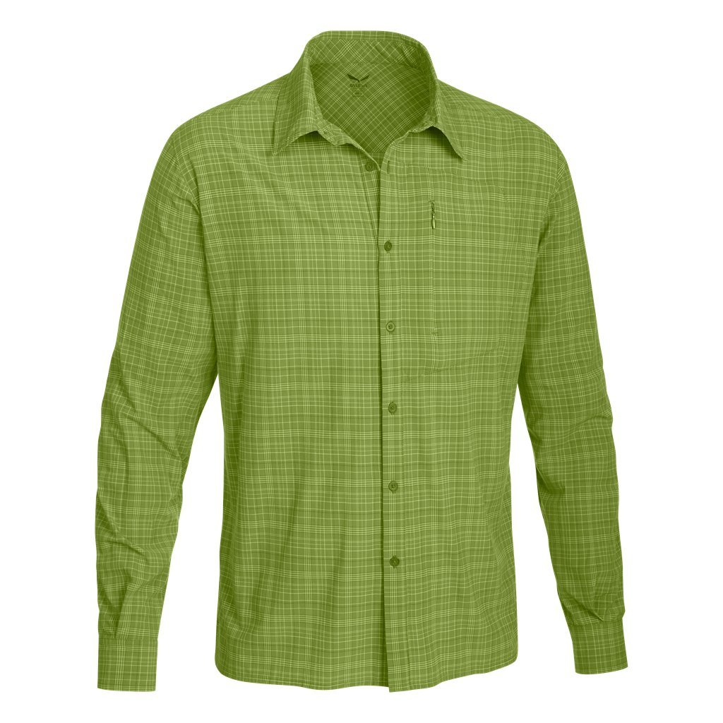 SALEWA Herren Hemd Fianit 2.0 Dry Long Sleeve Shirt