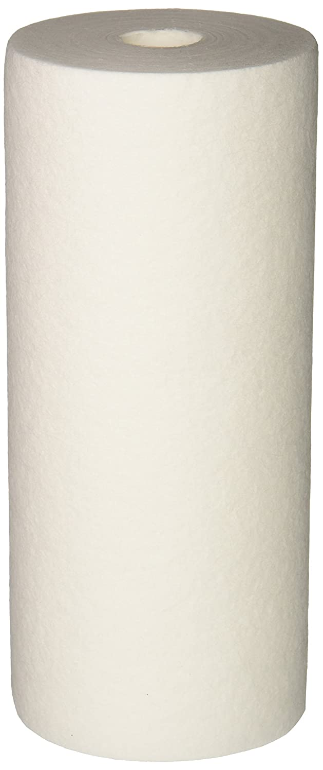 Purenex 3PP-10B 1 Micron Whole House Water Filter Sediment, 10-Inch, Blue, 3-Pack