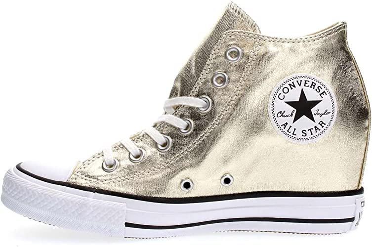 all star converse con rialzo interno