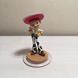 Disney Infinity Character Jessie Ps4 Ps3 Xbox One Xbox 360 Nintendo Wii Nintendo Wii U Nintendo 3ds Amazon Co Uk Pc Video Games