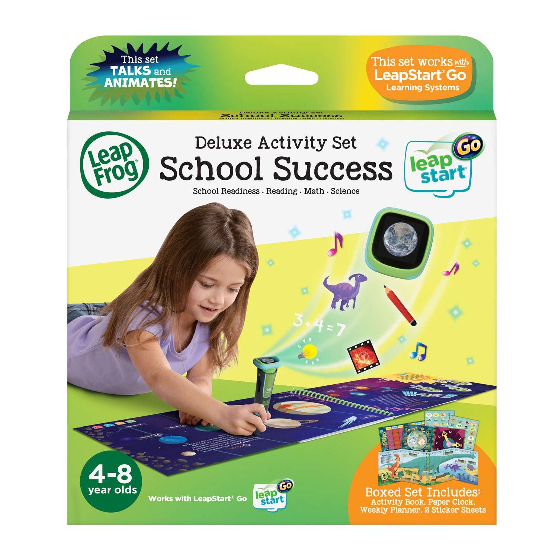 LeapFrog LeapStart Go Deluxe Activity Set School Success