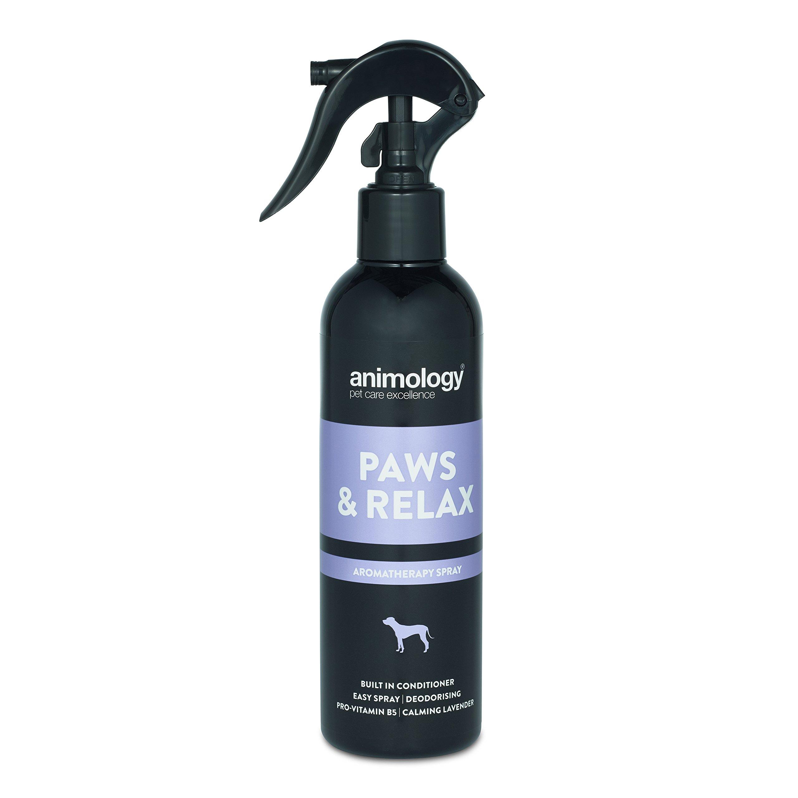 Animology Paws & Relax Aromatherapy Spray, 250 ml by Animology