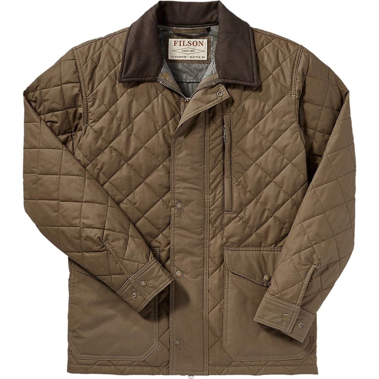 フィルソン メンズ ジャケット&ブルゾン Quilted Mile Marker Jacket [並行輸入品] B079DHFLQ7 XL