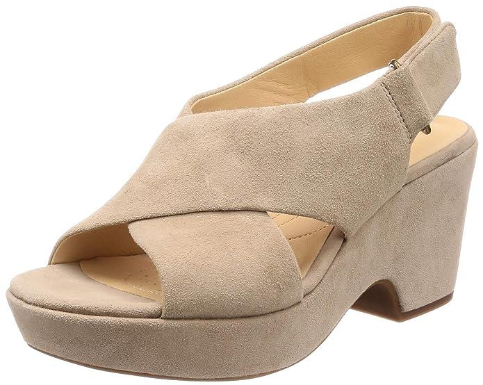 Clarks Sandales Bride Cheville Femme Maritsa Chaussures et Sacs Lara qURPnR