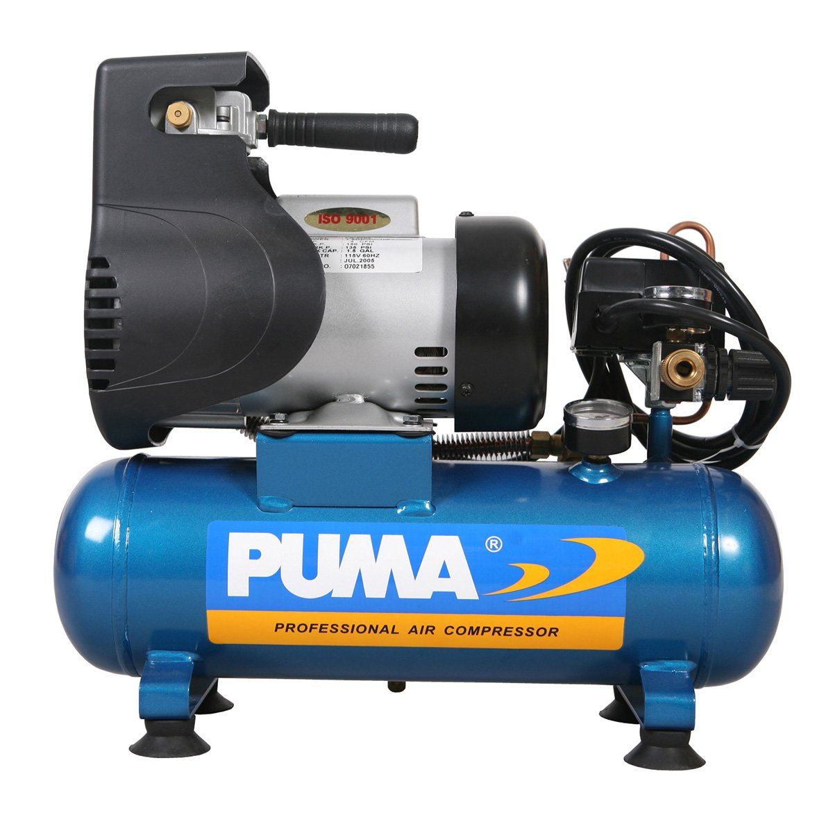Puma Air Compressors LA-5706 Professional Direct Drive Compressor