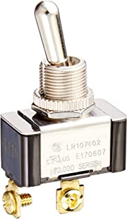 morris 70252 heavy duty momentary contact toggle switch spst on rh amazon com Double Switch Wiring Diagram 3 Position Toggle Switch Wiring