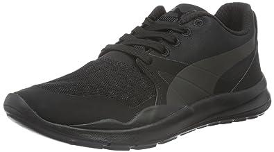 Puma Unisex-Erwachsene Duplex Evo Low-Top, Schwarz Black Black Black 04, 44.5 EU