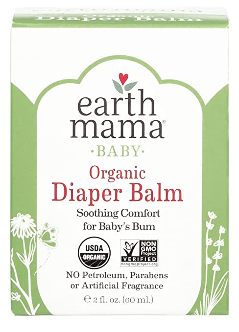 Earth Mama Angel Baby - Bálsamo infantil