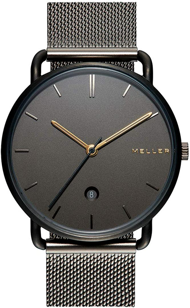 MELLER - Denka - Relojes para Hombre y Mujer