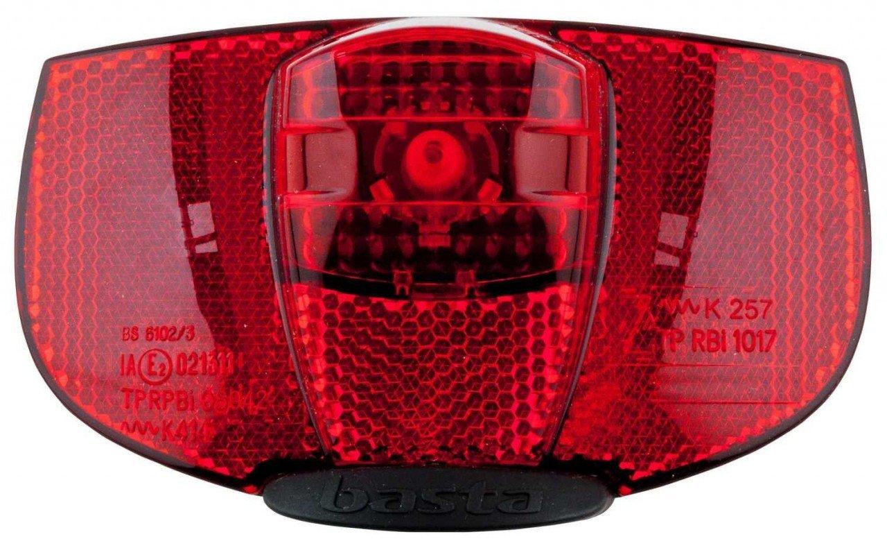 Basta Ray Steady - Luz LED trasera para bicicleta 01342 205947