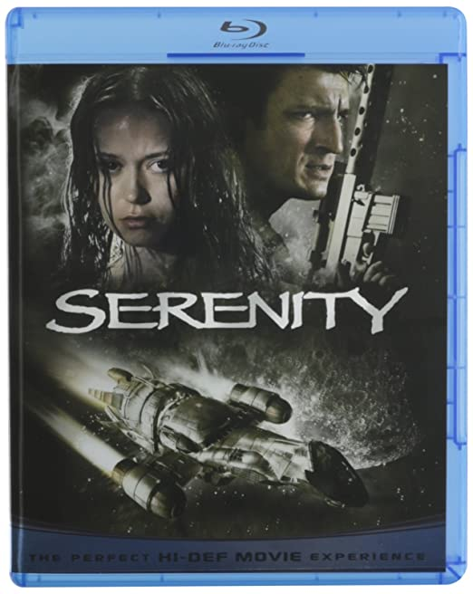 Serenity [USA] [Blu-ray]: Amazon.es: Fillion, Baldwin, Krumholtz: Cine y Series TV