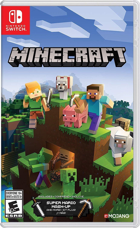 Amazon.com: Minecraft with Super Mario Mash-up - Nintendo Switch