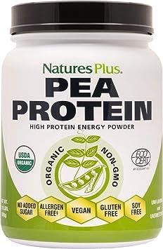 NatureS Plus Proteína Guisante - 555 gr: Amazon.es: Salud y ...