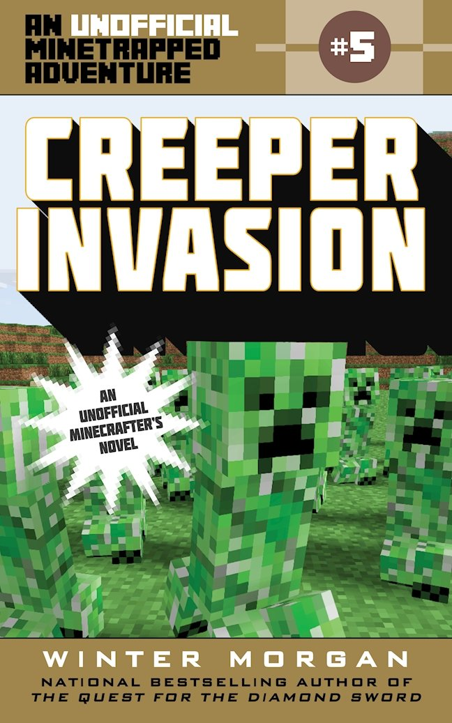 Creeper Invasion Unofficial Minetrapped Adventure product image