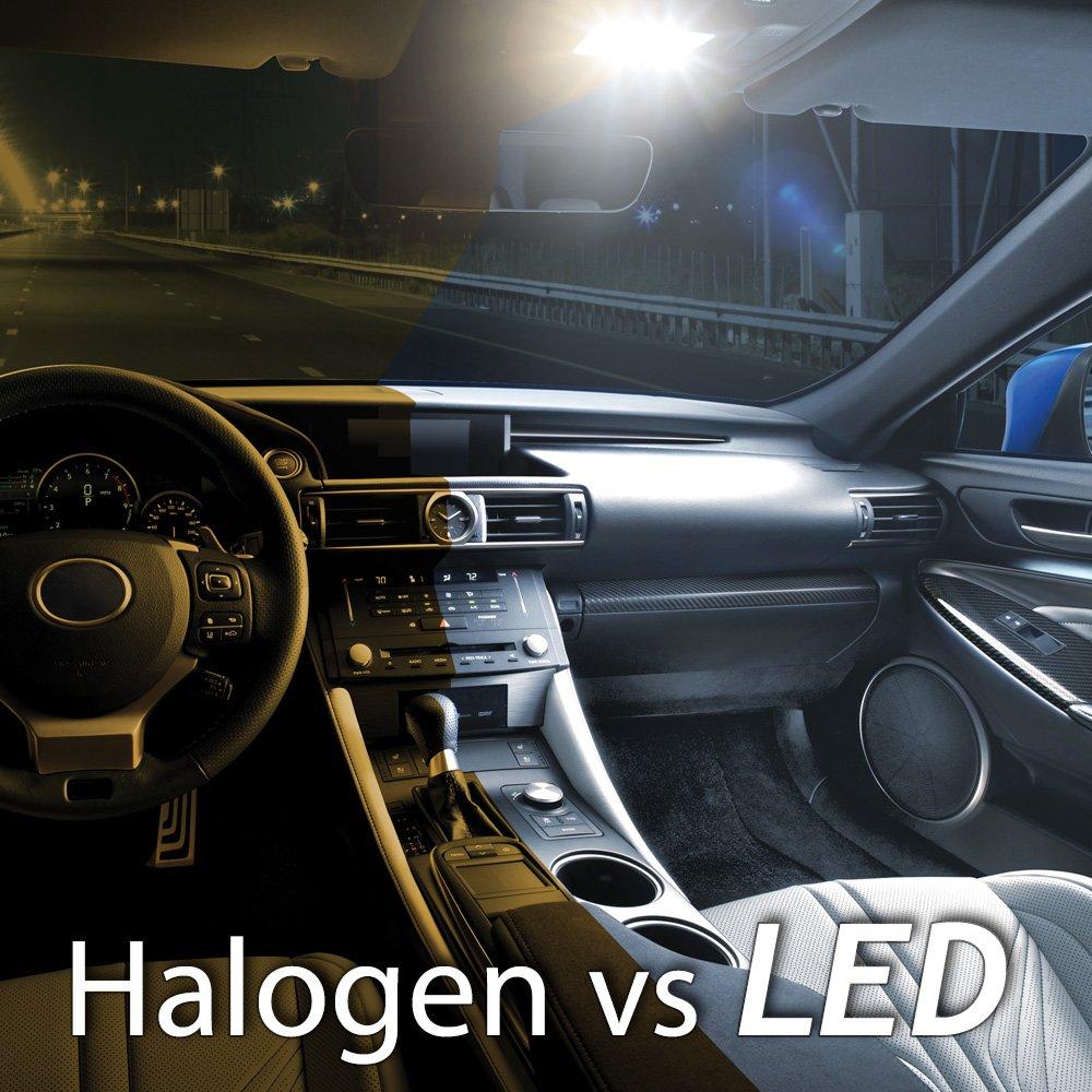 Pilot Automotive IL-3175W White 2-SMD LED Dome Light Bulb