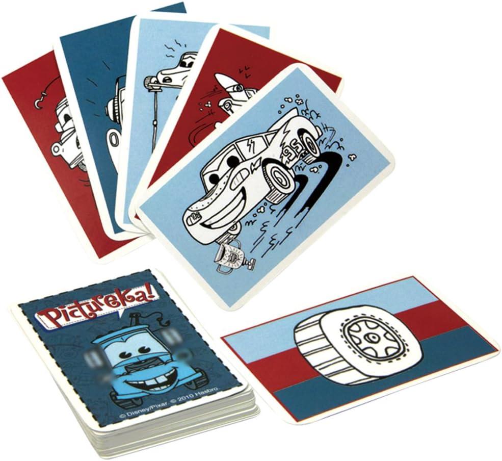 Hasbro - Pictureka, Juego de Cartas (versión en Italiano): Amazon.es: Juguetes y juegos